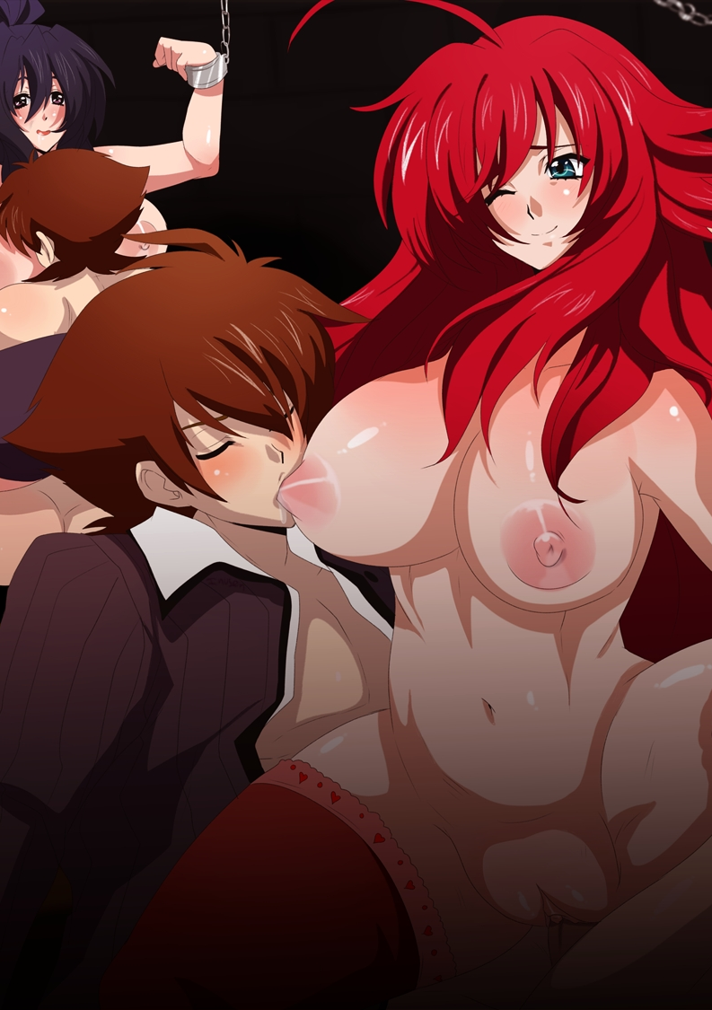 dxd highschool issei rias fanfiction and Five nights at candy's