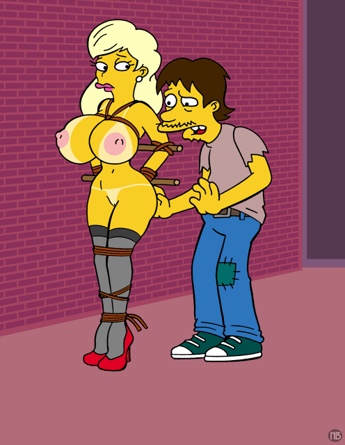 from simpsons naked the marge Diane from the seven deadly sins