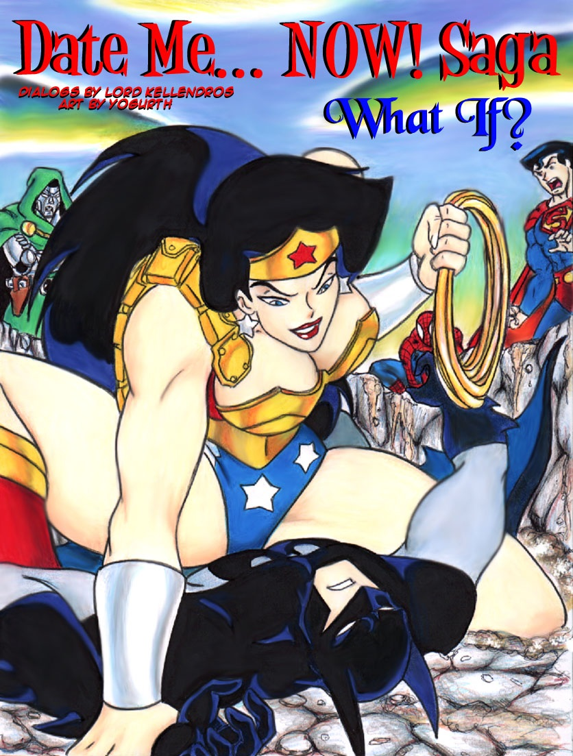 superman and woman wonder hentai Naked clash of clans archer