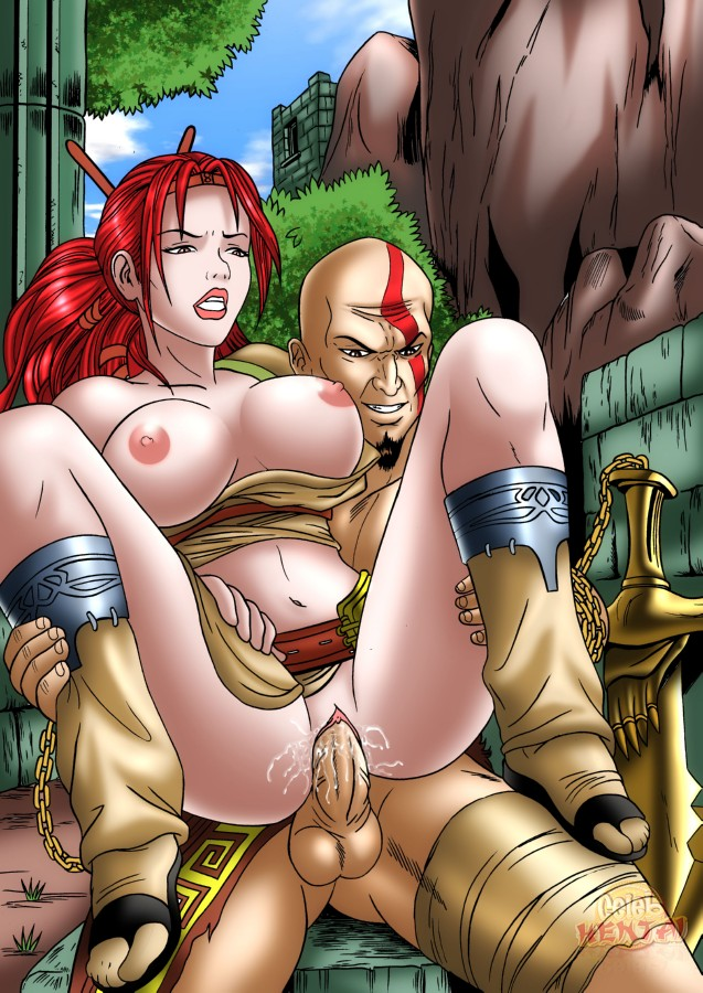 gifs of war god 4 Lord of the ring porn