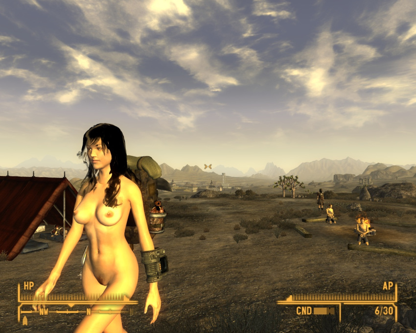 new vegas where fallout veronica is Gal gun double peace nudity