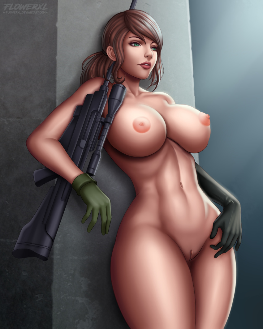 gear solid metal nude quiet List of american dad characters
