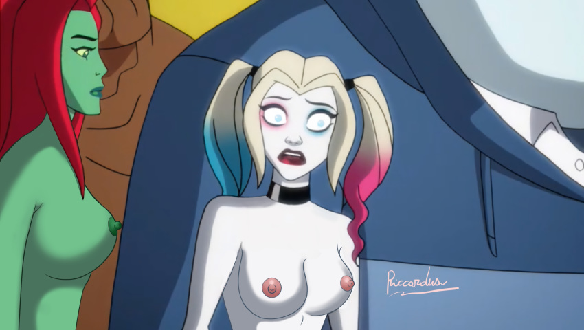of harley quinn pictures nude Kore was zombie desu ka