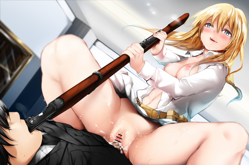 frontline girls lee-enfield How to get to delirium isaac