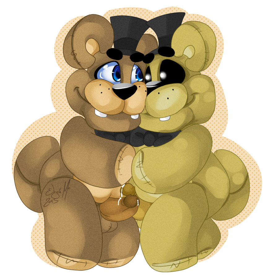golden at five anime nights freddy Five nights at anime toy bonnie