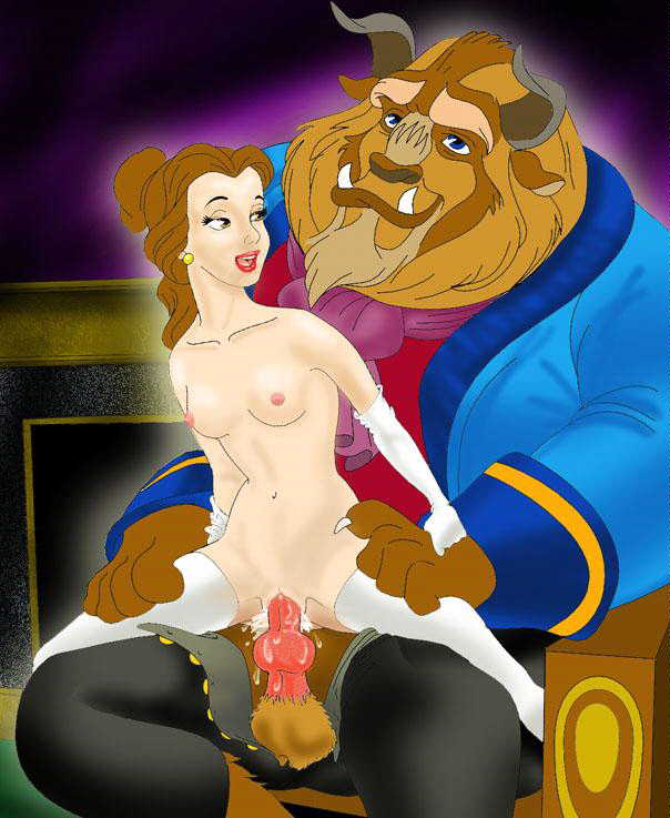 nude beauty the beast belle and Goku and bulma married fanfiction