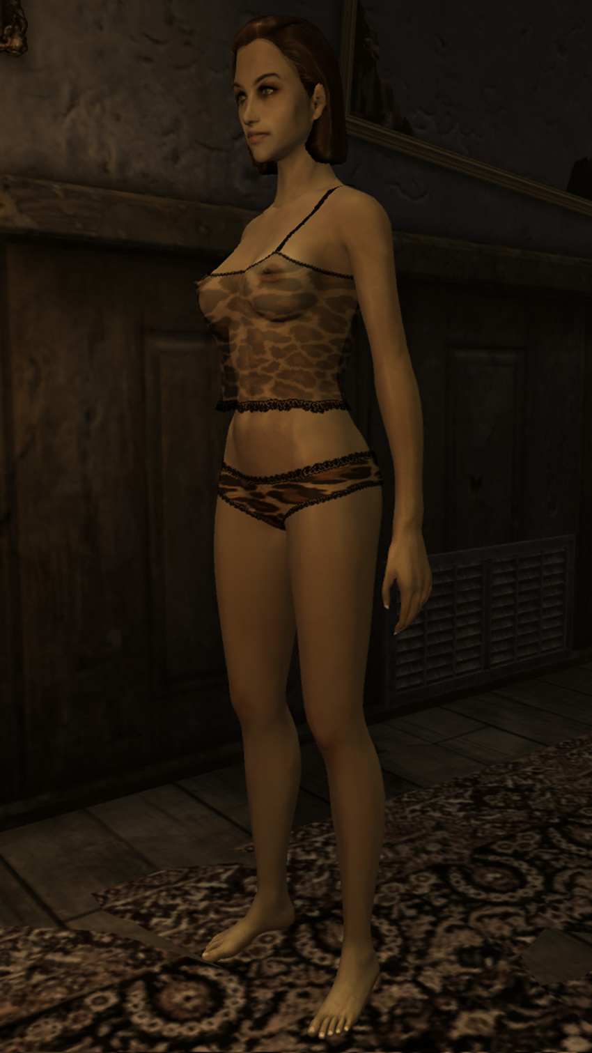 new vegas where is veronica fallout Nami fucked by 3 pirates